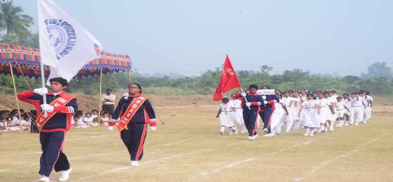 SPORTS DAY  2019-20 ACADEMIC YEAR